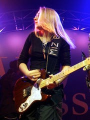 Joanne Shaw Taylor headlines the Feb. 7 show at Winter