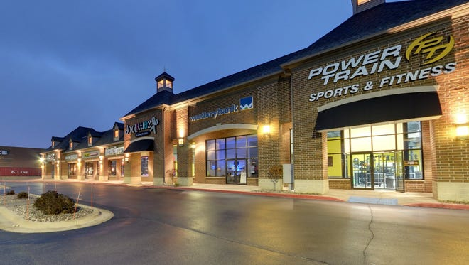 Power Train Sports & Fitness had been in the center of the strip mall east of Kohl's in Darboy.