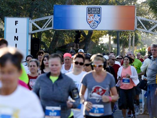 Florida Today 5K/8K