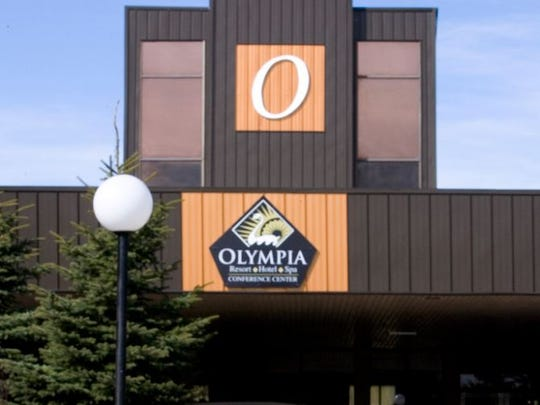 The former Olympia Resort in Oconomowoc could be turned into 135 apartments.