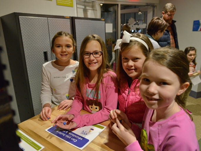 The Children's Museum of the Upstate opened a new permanent