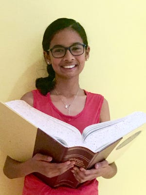 Dhyana Mishra of West Melbourne will compete in the 2016 National Spelling Bee.