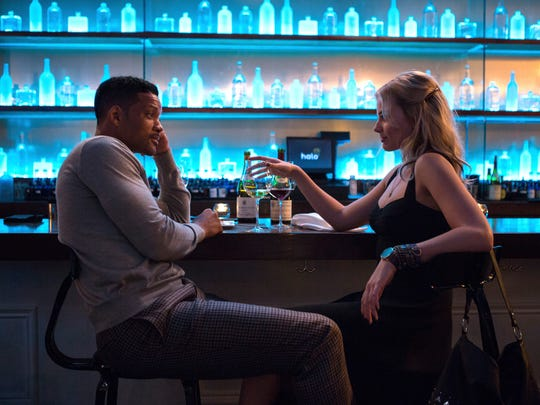 "Will Smith and Margot Robbie star in ""Focus."""
