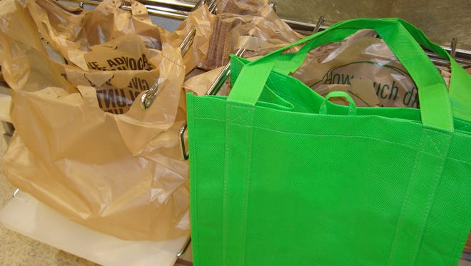 A prospective ban on plastic grocery bags could represent an early test on just how deep new Gov. Phil Murphy's commitment is to environmental causes.