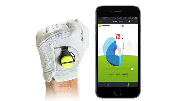 An analyzer for your golf swing.