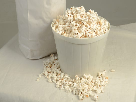 Dairy Queen isn't the first place to expect popcorn,