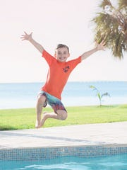 Alex Beirne, 6, of Indialantic, is SCP's May Child