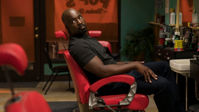 Mike Colter in 'Marvel's Luke Cage.'