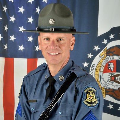 Sgt. Dan Nash says he has not been disciplined nor