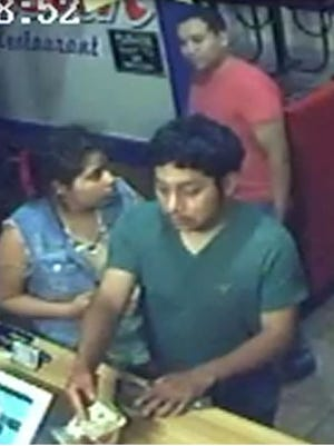 This photo of the missing teen was released today and shows her with at least one man at Mi Cancun Mexican Restaurant in Smyrna around 10 p.m. Friday, June 19.
