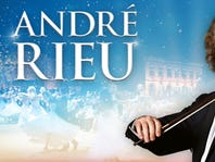 WIN tickets to See André  Rieu!