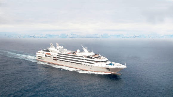 Ponant's next ship, Le Lyrial, will be a sister vessel