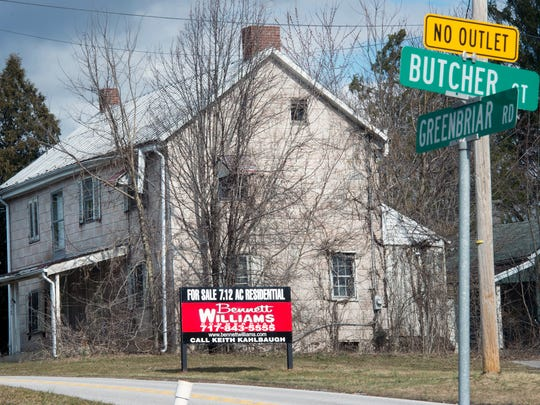 It's not clear what the future will hold for the old home. Bill Einsig, a member of the local historical society, has raised the question: What are the values that make a home so historically precious that residents should be concerned about its fate?