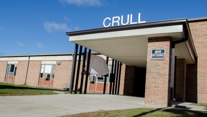 Crull Elementary is the recipient of a national award Monday, Nov. 21, in Port Huron.