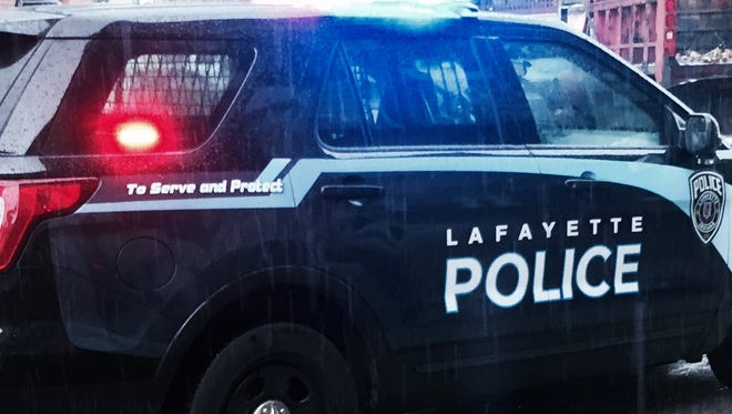 Lafayette police were called to the 1700 block of Salem Street Thursday afternoon with a report of a stabbing.