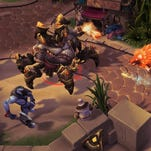 A screenshot from 'Heroes of the Storm.'
