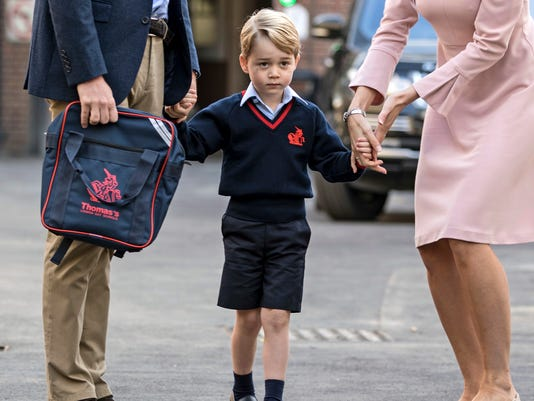 AP BRITAIN PRINCE GEORGE I ENT FILE GBR