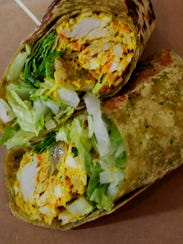 Hatch Cafe & Market in Agoura Hills offers a curried