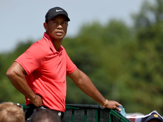 tiger woods finishes british open with work to do