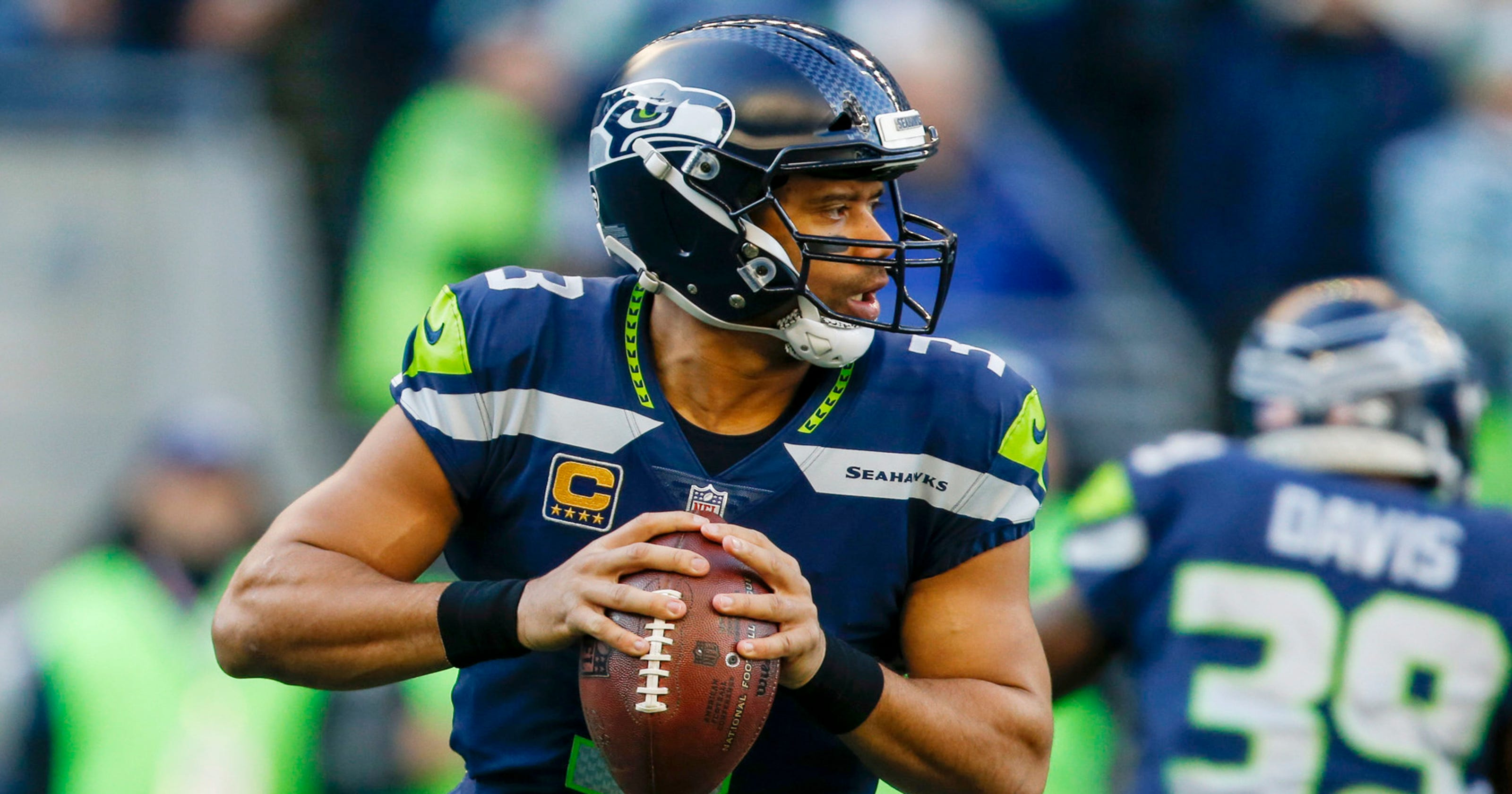 e67832dc965 Seahawks QB Russell Wilson traded to Yankees