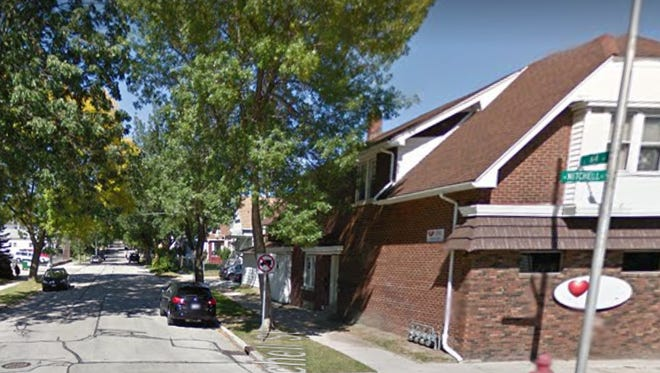 Outside of a home near 64th and Mitchell streets, West Allis, a man, 52, was beaten over the head with a stick by teenagers demanding money.