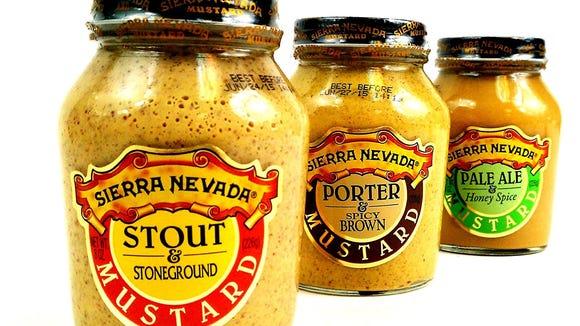 Sierra Nevada Beer Mustard