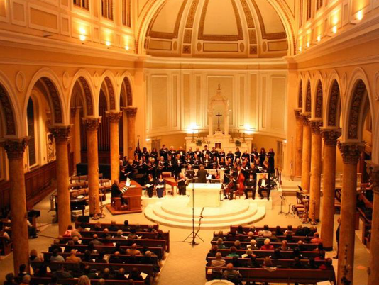 ORATORIO SOCIETY OF NEW JERSEY