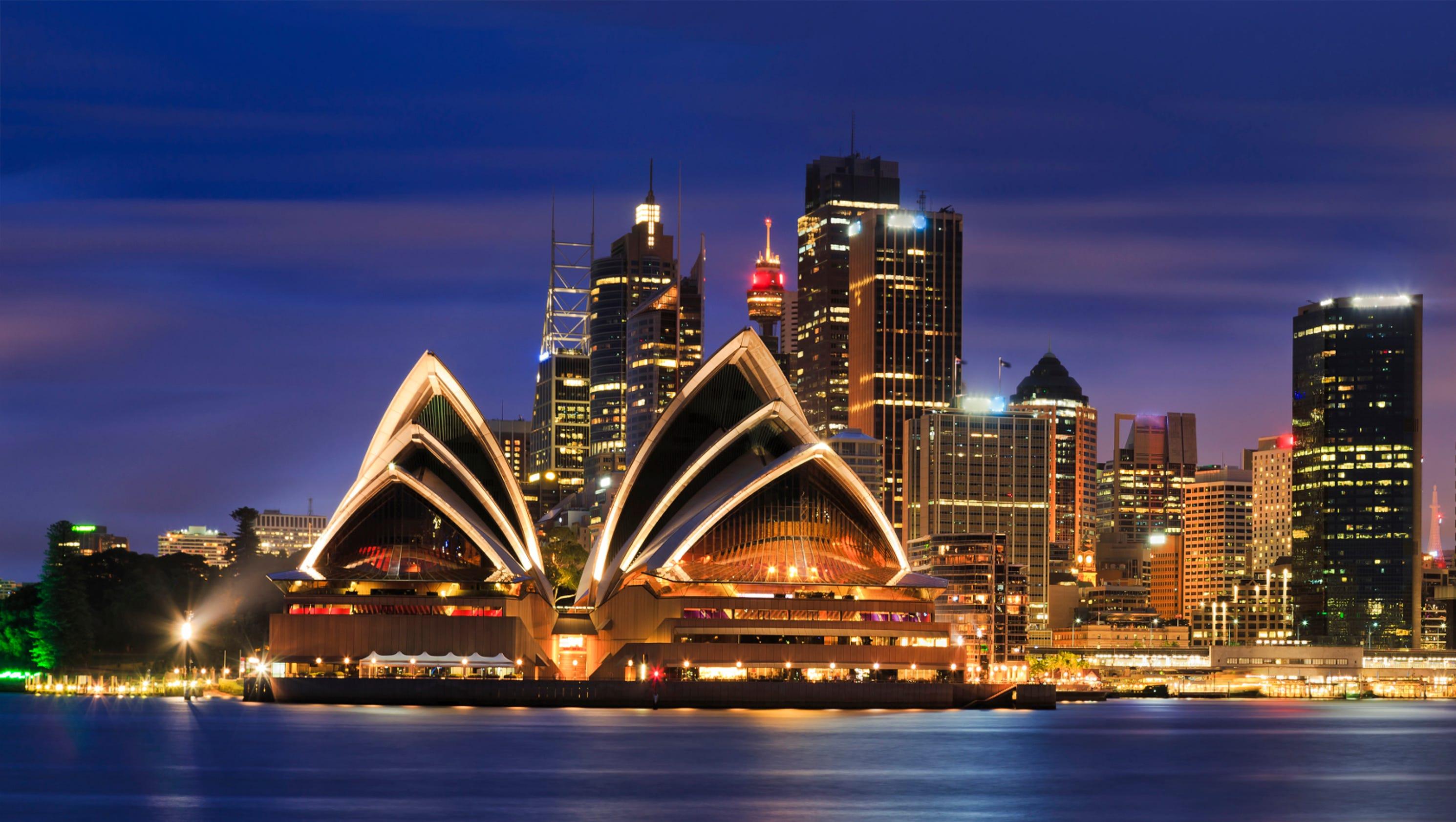 Photos The Sydney Opera House