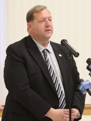 George Hoehmann, Clarkstown supervisor and chairman