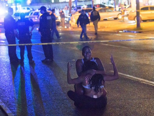New Orleans shooting: Police say 3 killed, 7 injured; 2 suspects