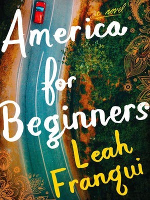 """""""America for Beginners"""" by Leah Franqui."""