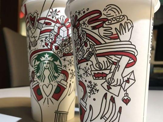 Starbucks BOGO Holiday drink