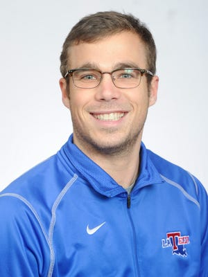 Louisiana Tech javelin thrower Noah Riche died Friday in a car accident.