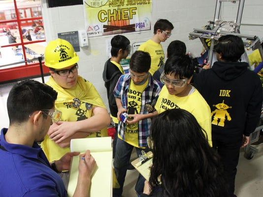 Regional robotis tournament