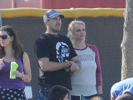 Britney Spears David Lucado