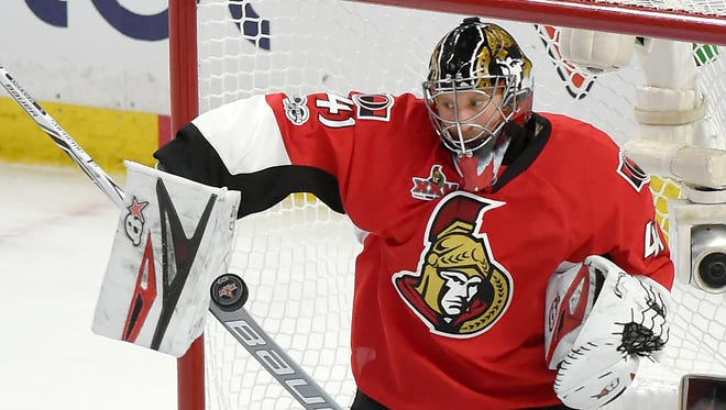 Craig Anderson has reached a 2-year extension with the Ottawa Senators.