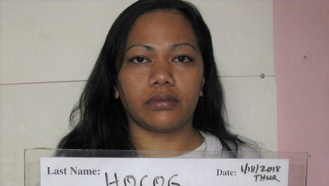 Roxanne Lourdes Hocog