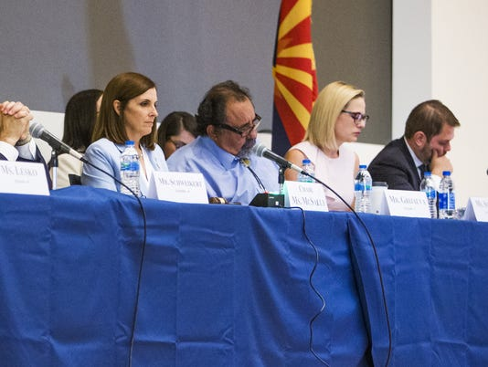 Subcommittee hearing