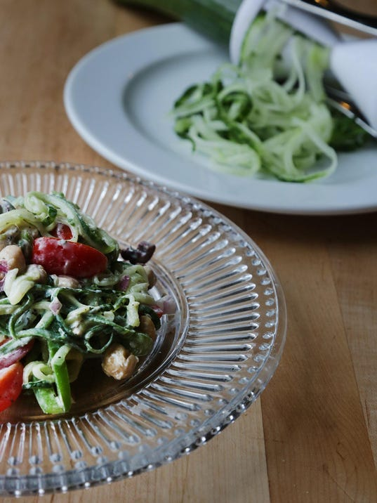 Healthy table greek salad with a twist for Table 52 recipes