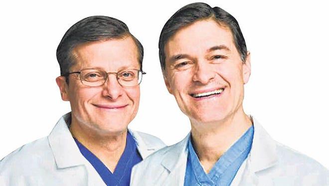 Mike Roizen M.D. and Mehmet Oz M.D.