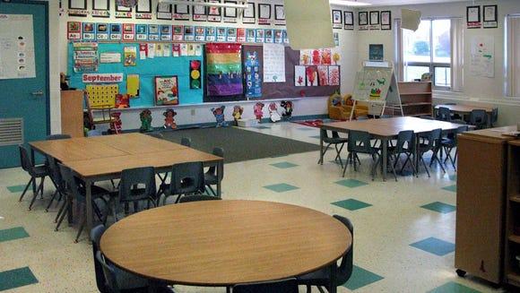 Boxwood_PS_kindergarten_classroom