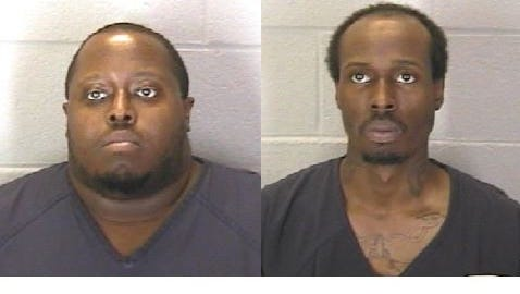 Jonathan Moorehead and Jerwhon Price, along with David Milton, are accused of attempting to cash a fraudulent check Monday afternoon at a Lafayette bank.