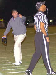 New Menard coach Chris Gatlin was previously an offensive coordinator at Ruston from 2012-2014.