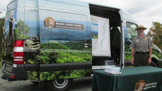 Shenandoah National Park Mobile Visitor Center