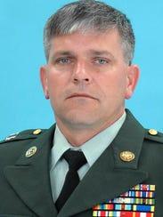 Sgt. 1st Class Michael W. Braden