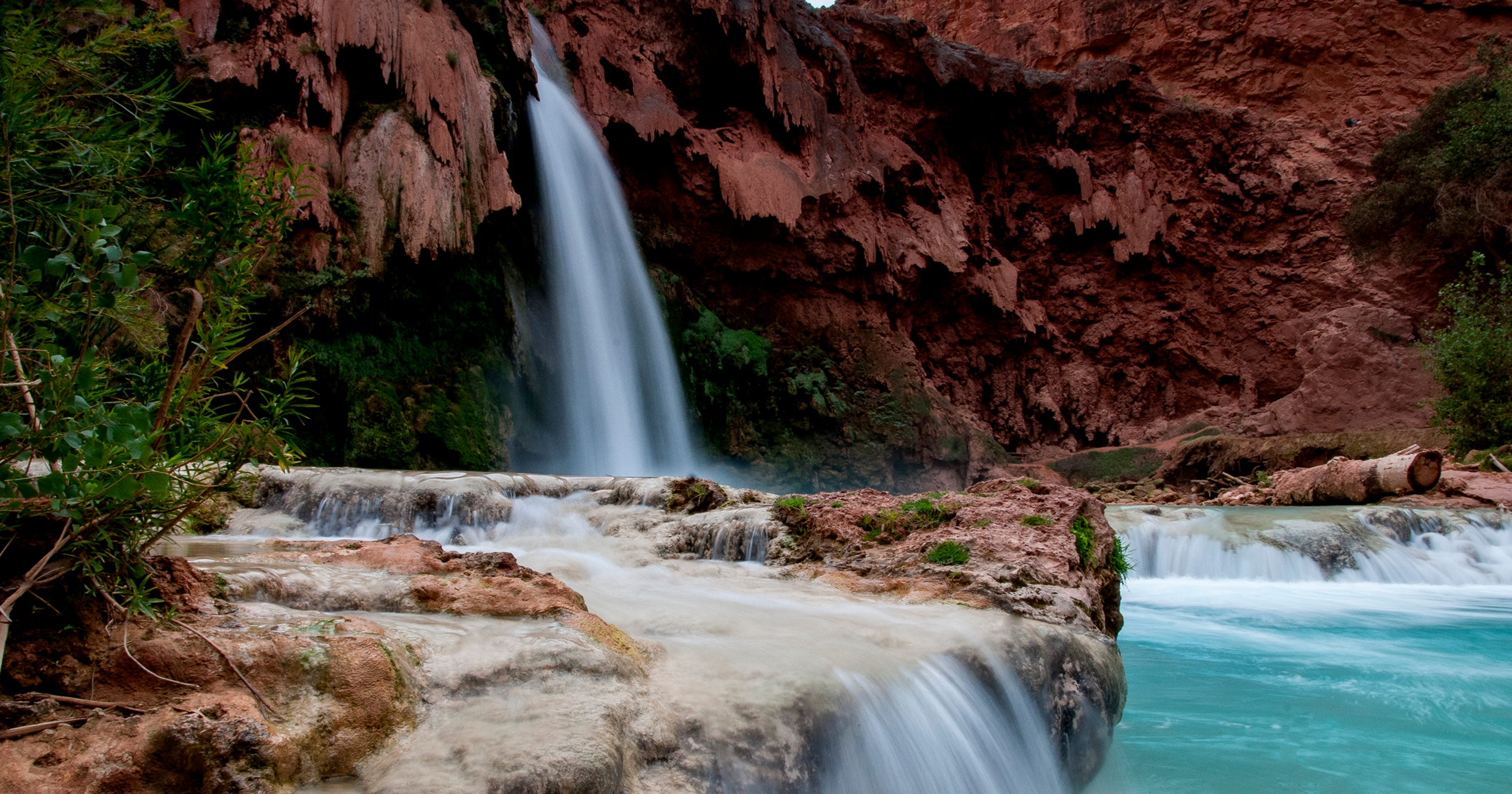 Selling Havasupai falls reservations is prohibited but
