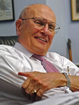 Rep. John Dingell has been admitted to a hospital for observation and is resting comfortably.