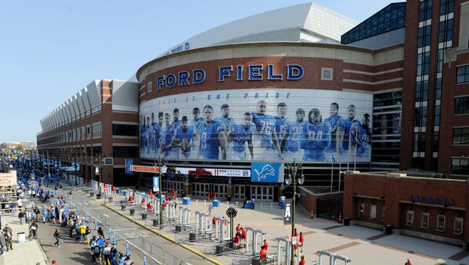 Detroit's proposal had the MLS team playing its home matches at Ford Field.