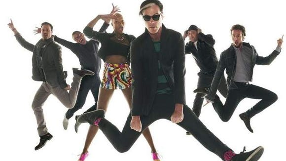 Listen to any Fitz & the Tantrums song, and you'll hear lots of '80s in there