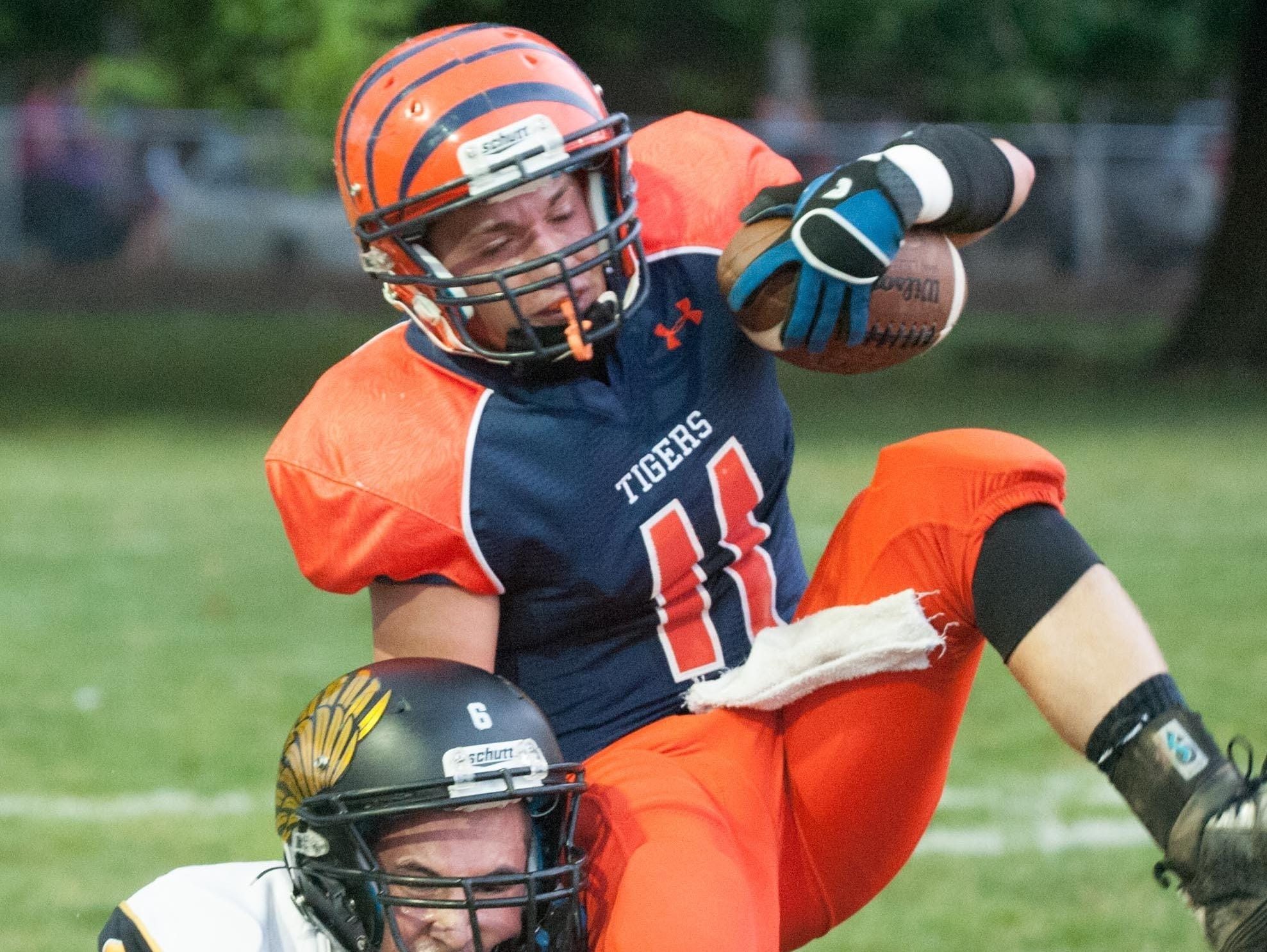 Galion's Athletic Program has been placed on probation by the OHSAA.